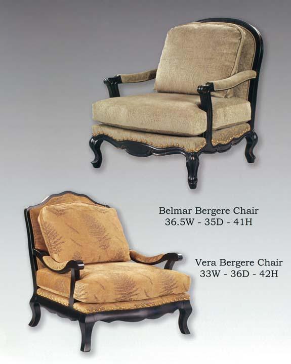 Belmar & Vera Bergere Chairs