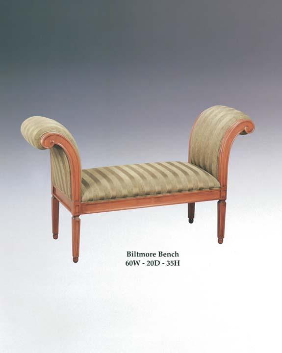 Biltmore Bench