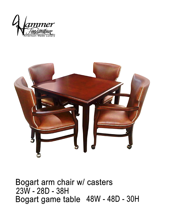 Bogart Game Table