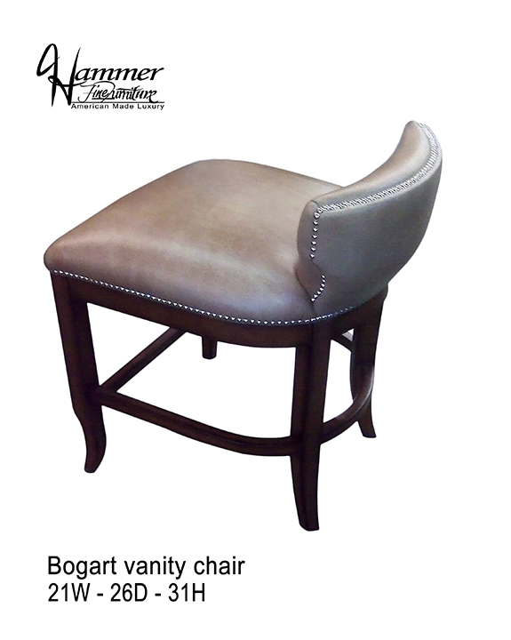 Bogart Vanity Chair