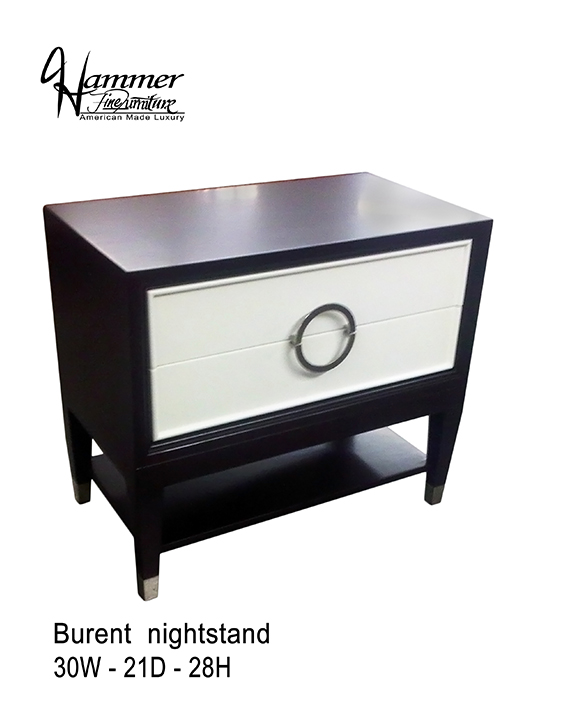 Burent Nightstand