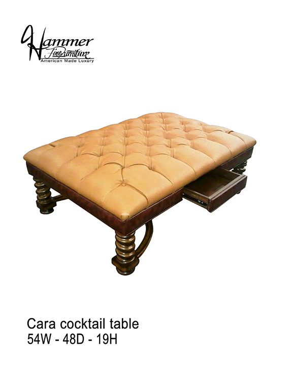 Cara Cocktail Table