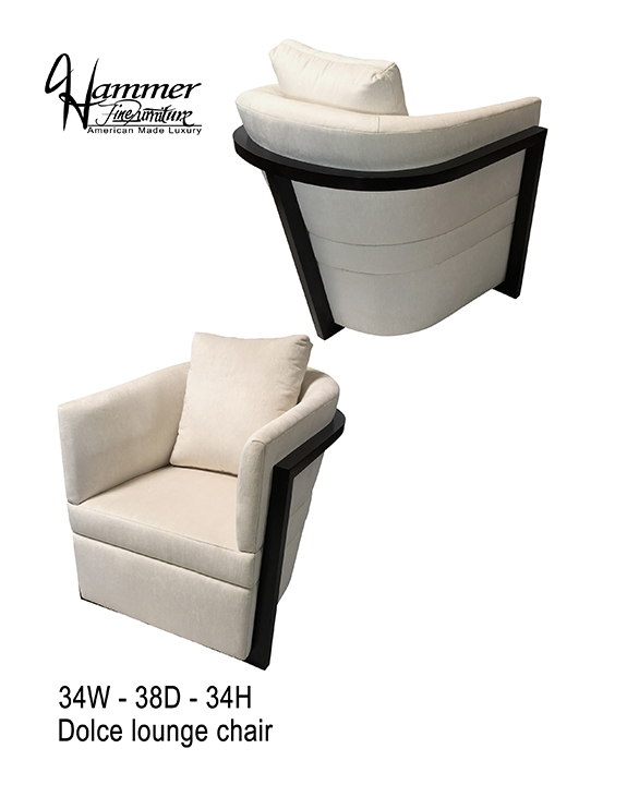 Dolce Lounge Chair