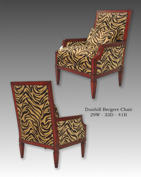 Dunhill Bergere Chair