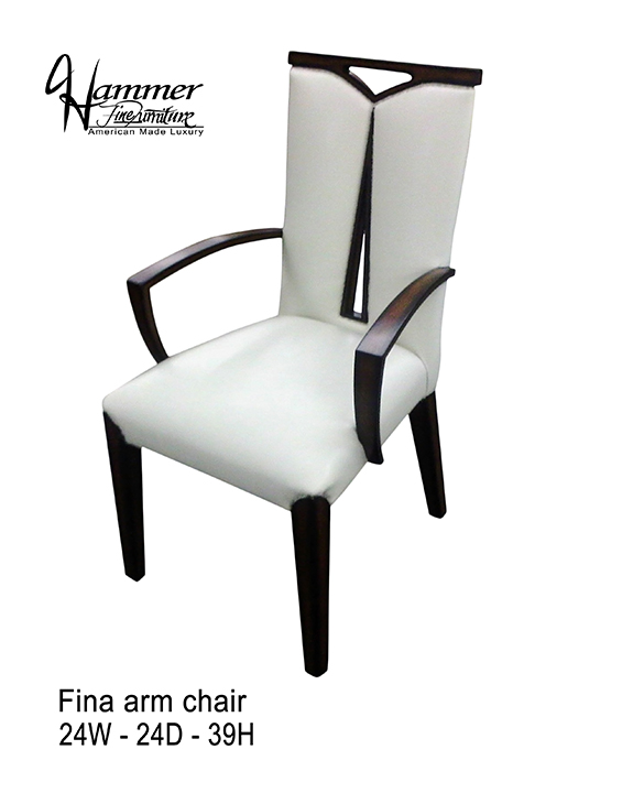Fina Arm Chair