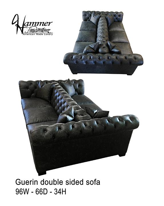 Guerin Double Sided Sofa