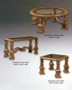 Hampton Table Collection