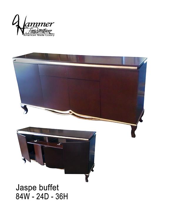 Jaspe Buffet