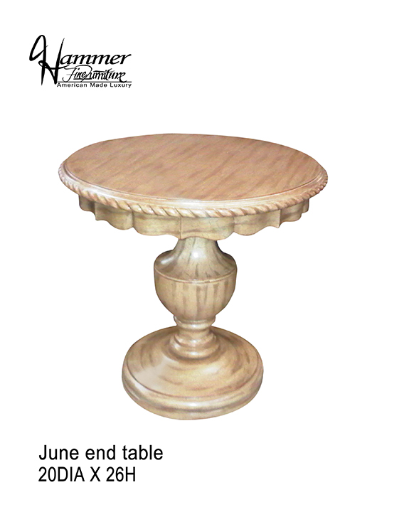 June End Table