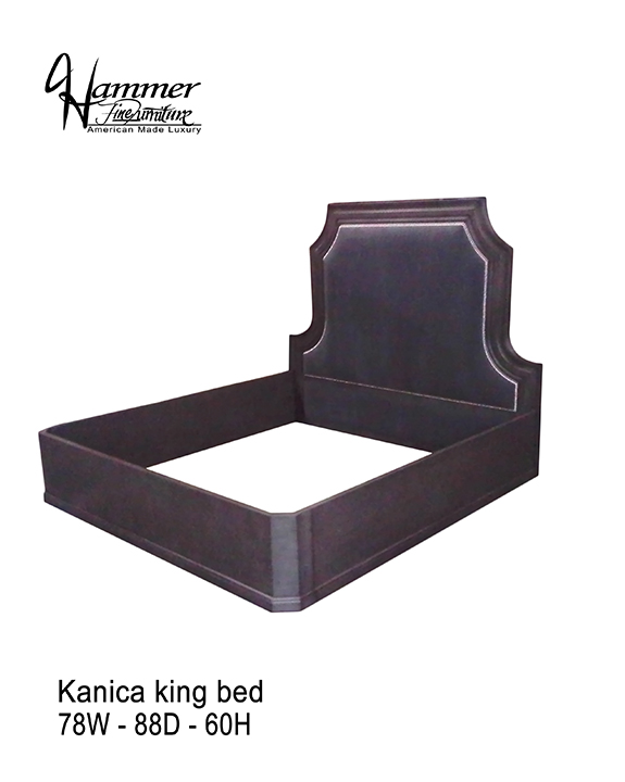 Kanica King Bed