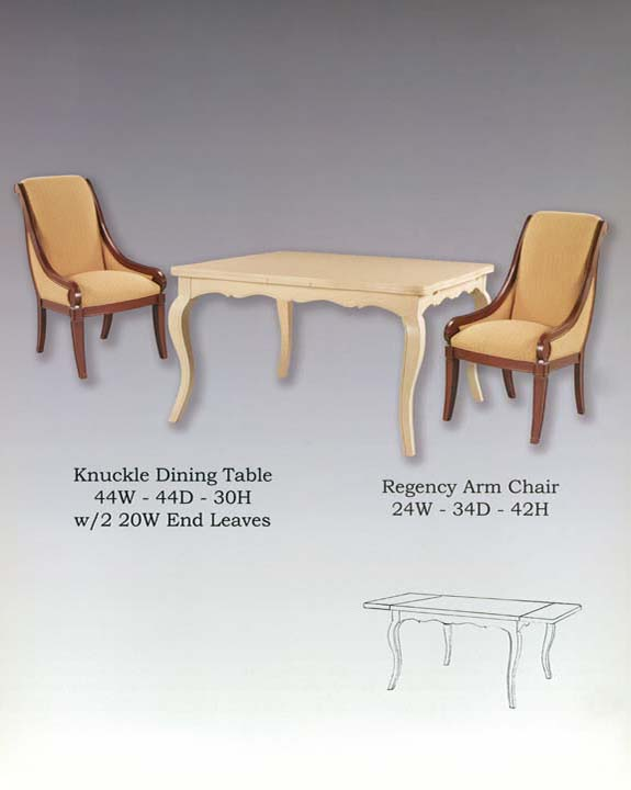 Knuckle Dining Table 3