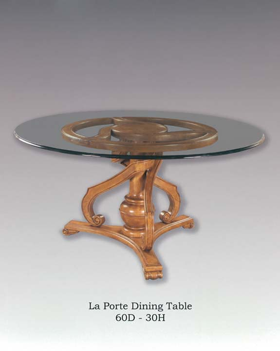 La Porte Dining Table