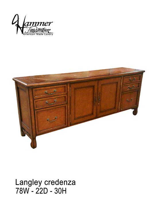 Langley Credenza