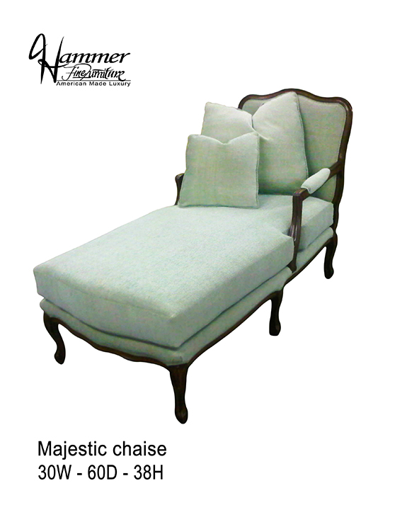 Majestic Chaise
