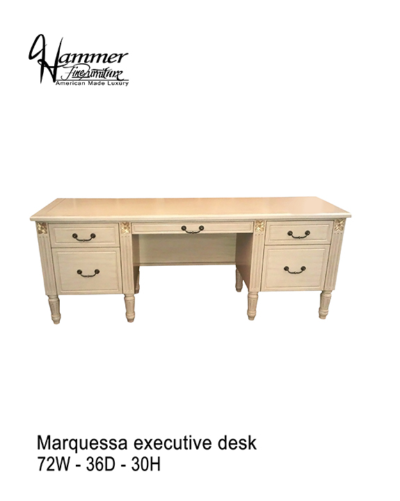 Marquessa Executive Desk
