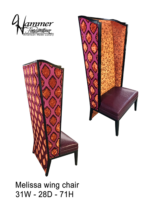 Melissa Wing Chair