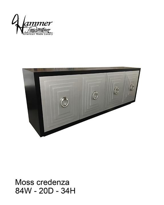 Moss Credenza