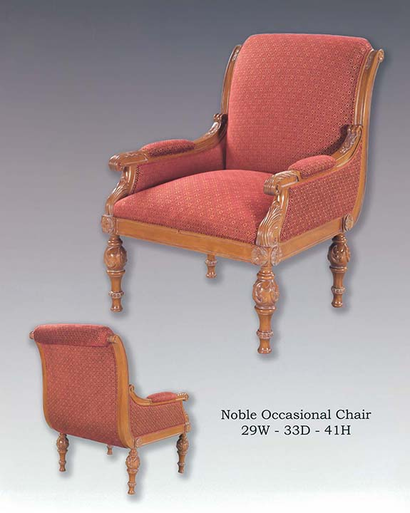 Nobel Occasional Chair