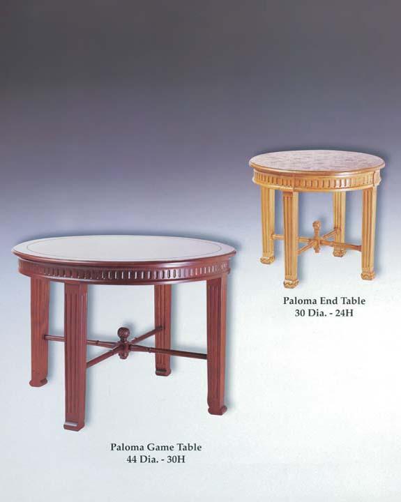 Paloma End Table