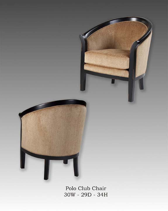 Polo Club Chair