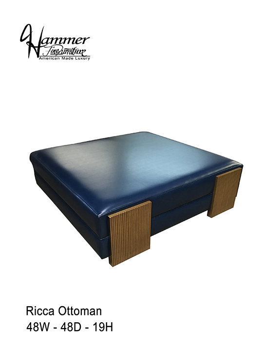 Ricca Ottoman