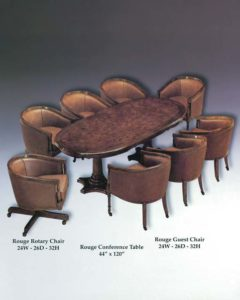 Rouge Conference Table