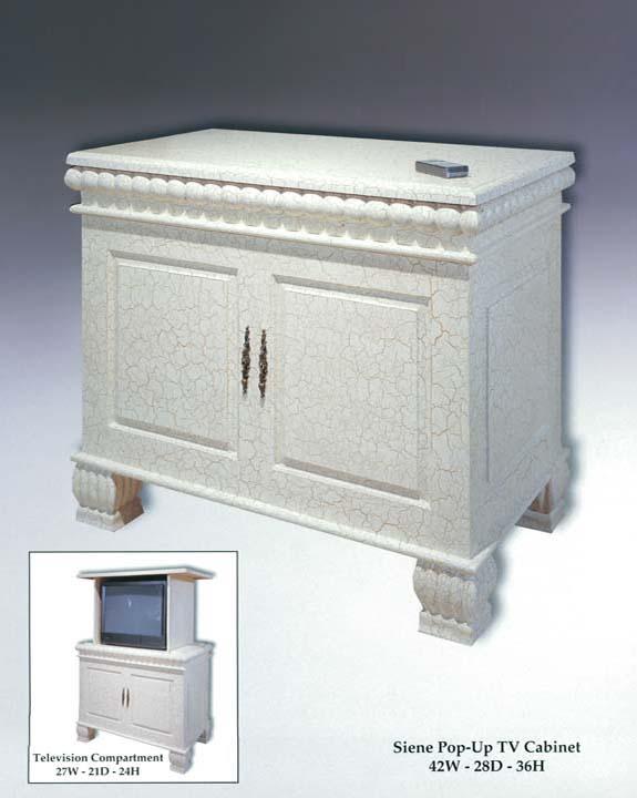 Siene Pop-Up TV Cabinet