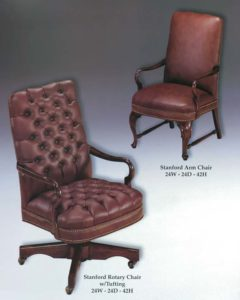 Stanford Arm & Rotary Chairs