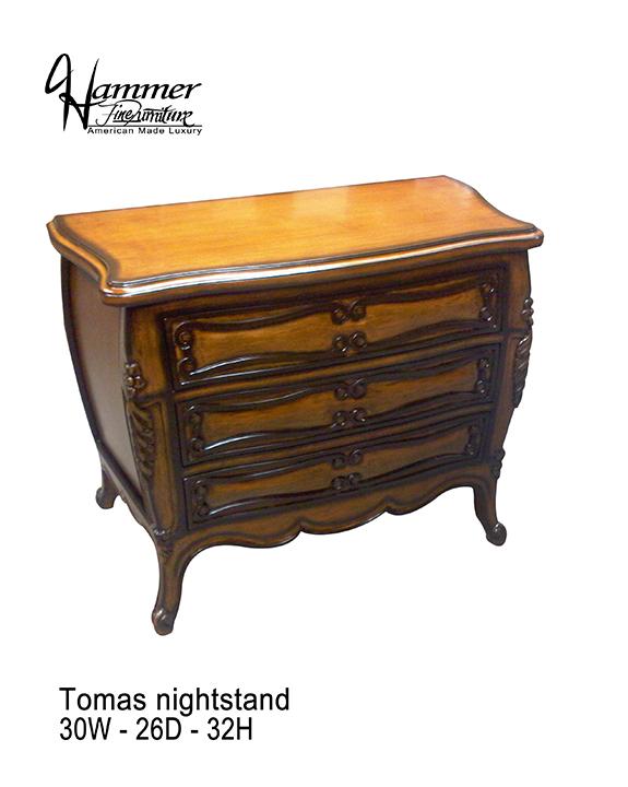 Tomas Nightstand