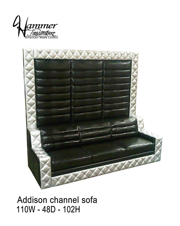 Addison Channel Sofa