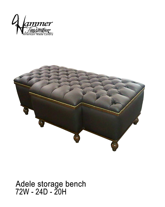 Adele Storage Bench