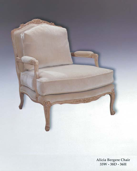 Alicia Bergere Chair