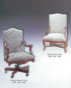 Belvoir Arm & Rotary Chairs