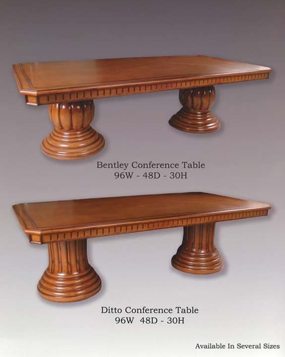 Bentley & Ditto Conference Tables