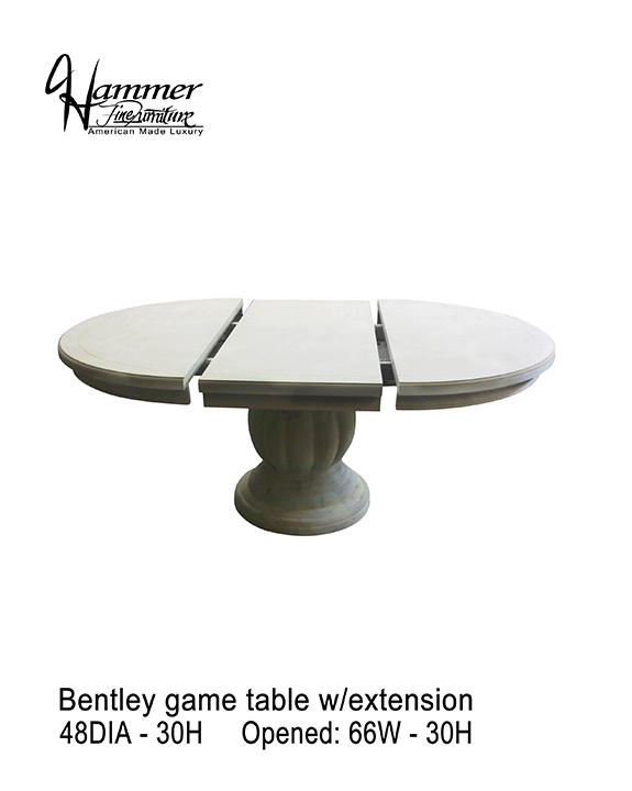 Bentley Game Table