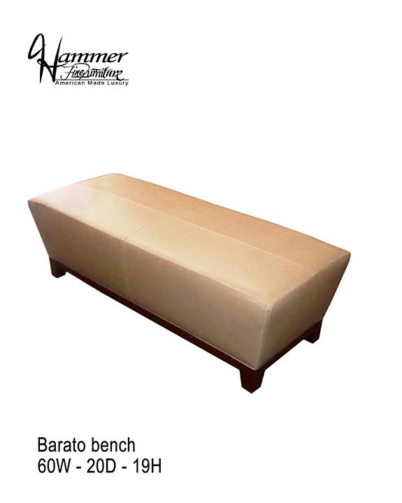 Borato Bench