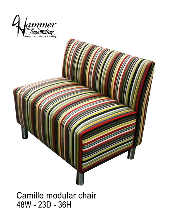 Camille Modular Chair