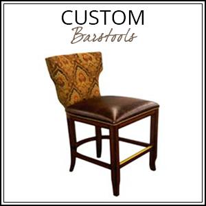 Custom Barstools