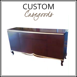 Custom Casegoods