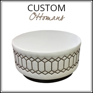 Custom Ottomans