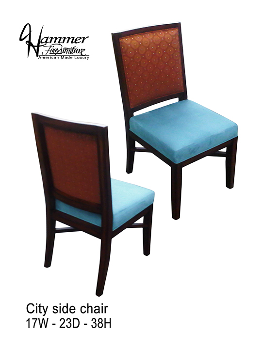 City Side Chair