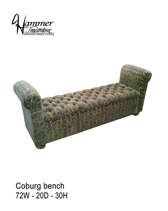 Cobrug Bench