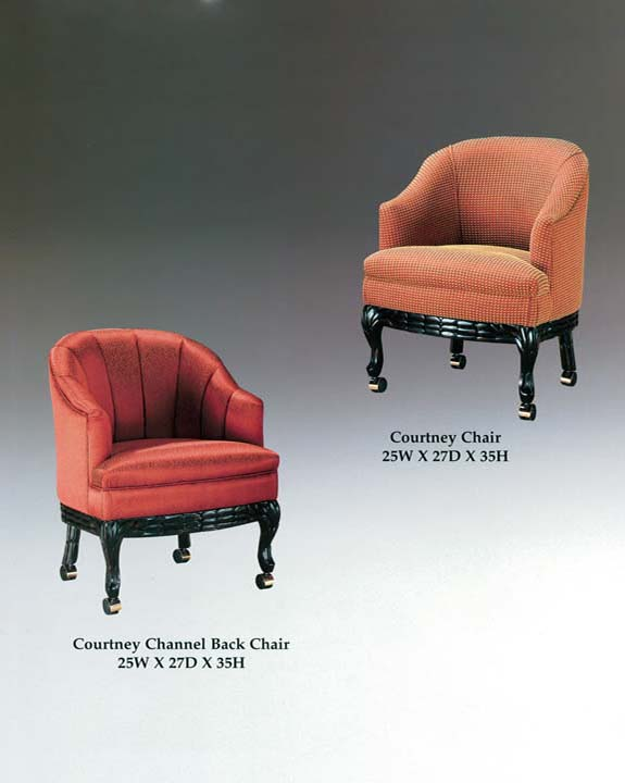 Courtney Game Chairs