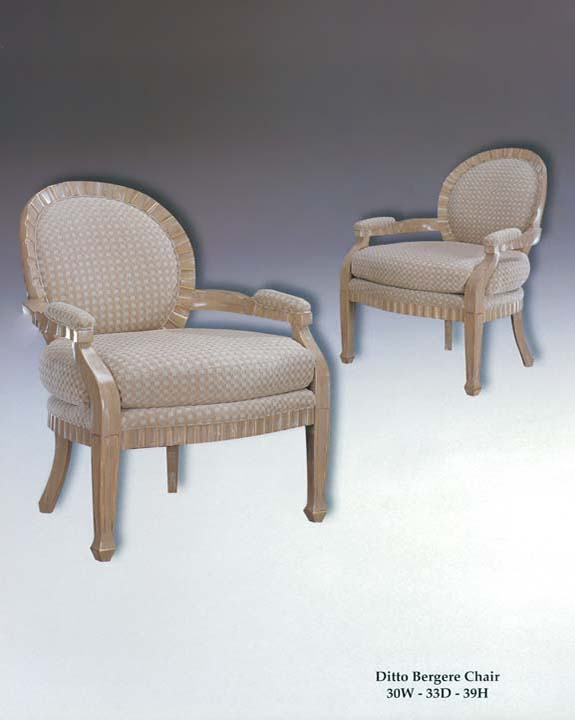 Ditto Bergere Chair