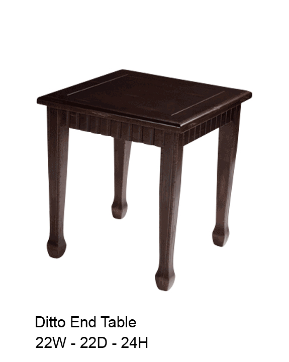 Ditto End Table