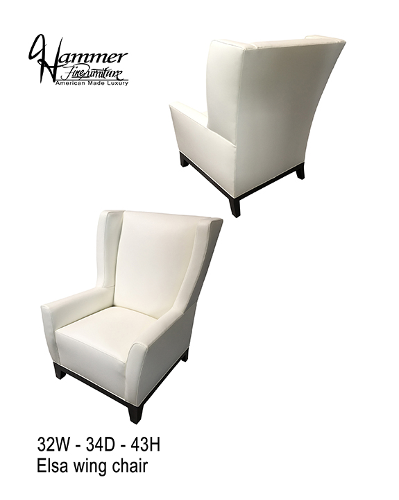 Elsa Wing Chair