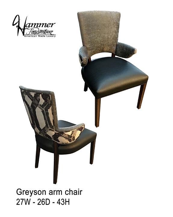 Greyson Arm Chair