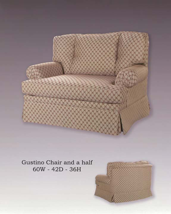 Gustino Chair & Half