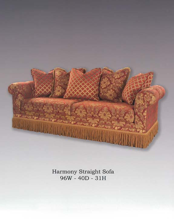 Harmony Straight Sofa