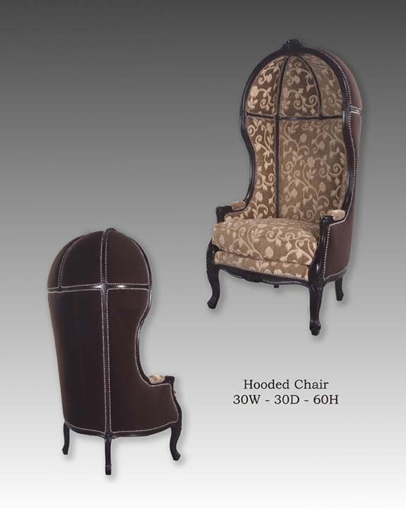 Hooded Chair